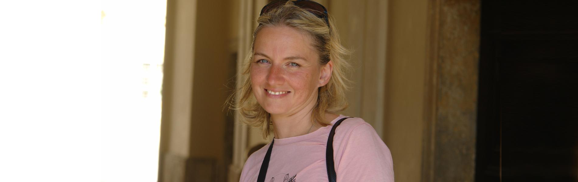гид в Праге Элеонора Грекова