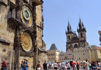 Прага — Старый и Новый город