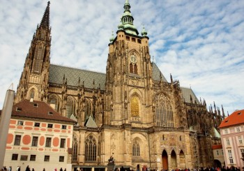 Прага — Пражский Град и Градчаны