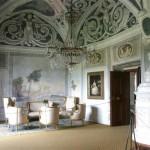 Экскурсия по замку  Чески Штенберк. Фото интерьера