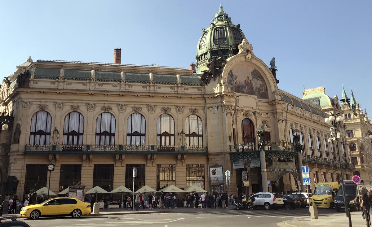Фестивали и праздники Праги