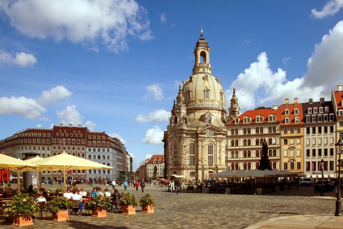 Дрезден — город, который стоит посетить